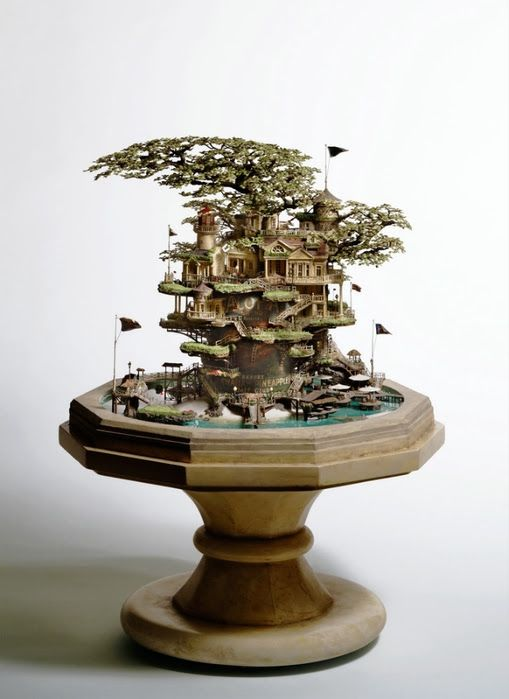 Awesome Miniature Architecture