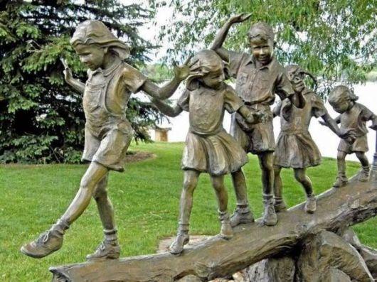 The Benson Sculpture Garden
