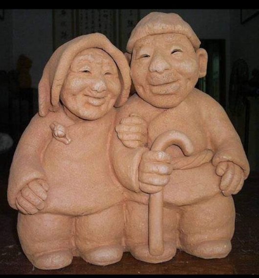 Amazing Clay Art From China