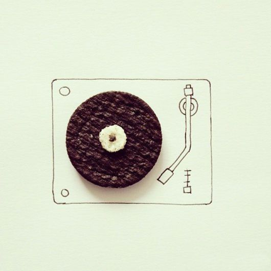 Clever Doodles That Incorporate Everyday Objects