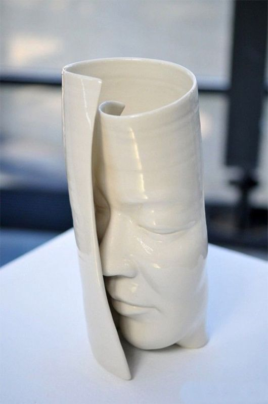 Amazing Living Clay Sculptures