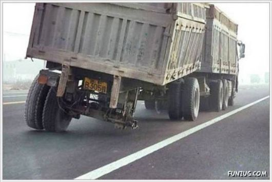 Never Drive Like This