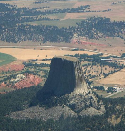 10 Marvelous Volcanic Plugs And Natural Monoliths