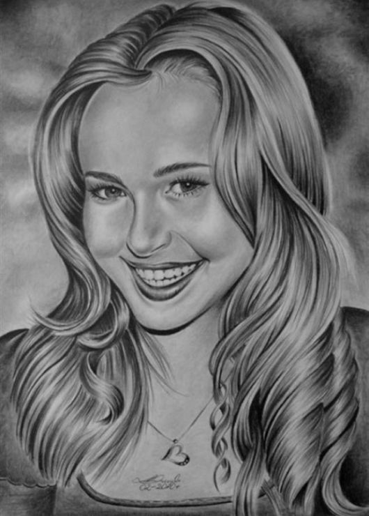 Creative Celebs Pencil Sketches