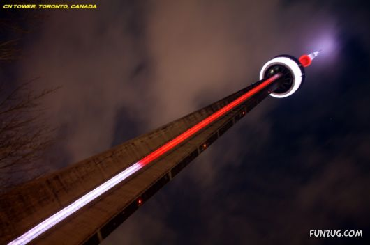 The CN Tower, Toronto, Canada