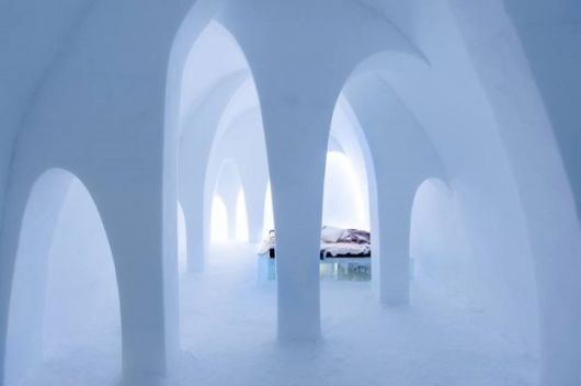 The Amazing Sweden's Ice Hotel