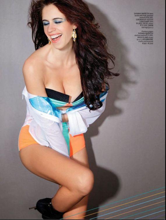 Kalki Koechlin For Maxim Magazine India