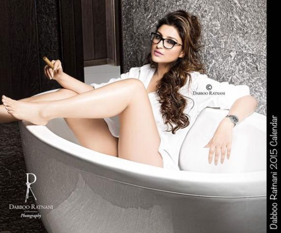 Click to Enlarge - Dabboo Ratnani 2015 Calendar Photos