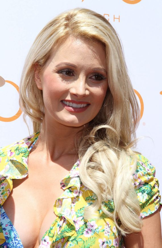 Holly Madison At TAO Beach Event