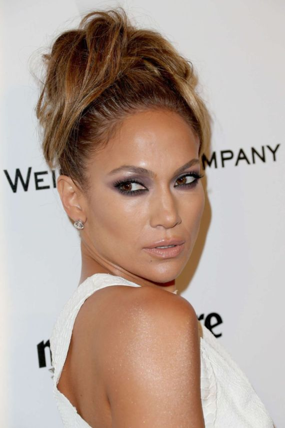 Jennifer Lopez Golden Globes After-Party