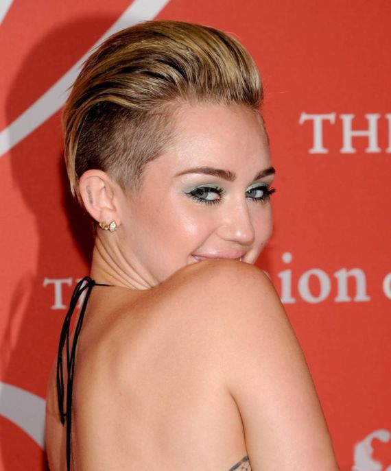 Miley Cyrus At 30th Annual Night Of Stars Galaxy Gala