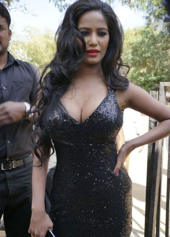 Poonam Pandey In Malini And Co Press Meet