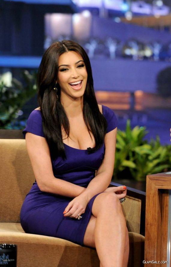 Miss Kardashian On The Show Tonight