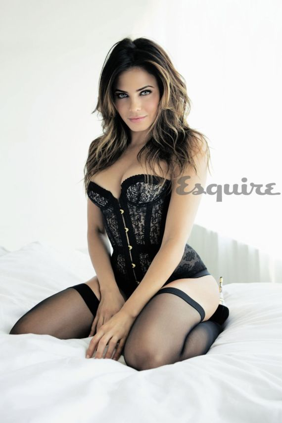 Jenna Dewan Shoots For Esquire