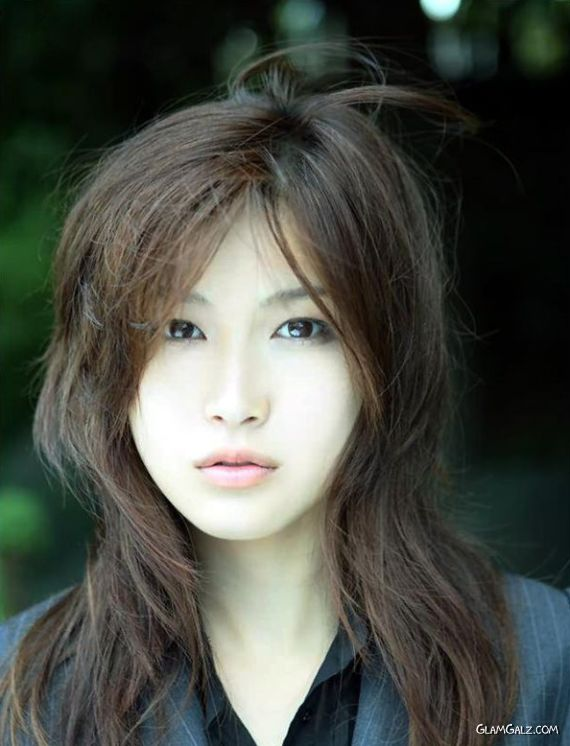 Japanese Model Namiko Hara