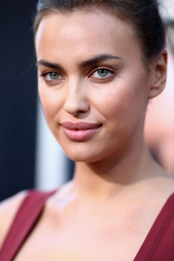 Irina Shayk At The Hercules Premiere In Los Angeles