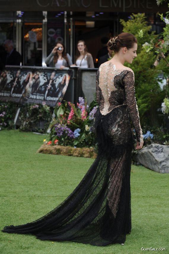 Kristen Stewart At SWH Premiere In London