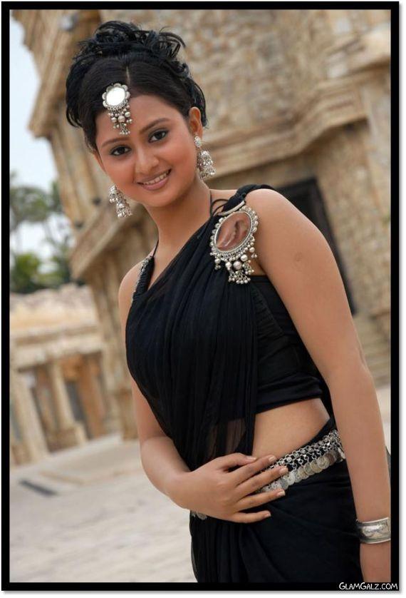 Beautiful South Indian Actress Amoolya