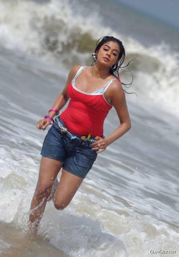 Hotty Priyamani Beach Photoshoot
