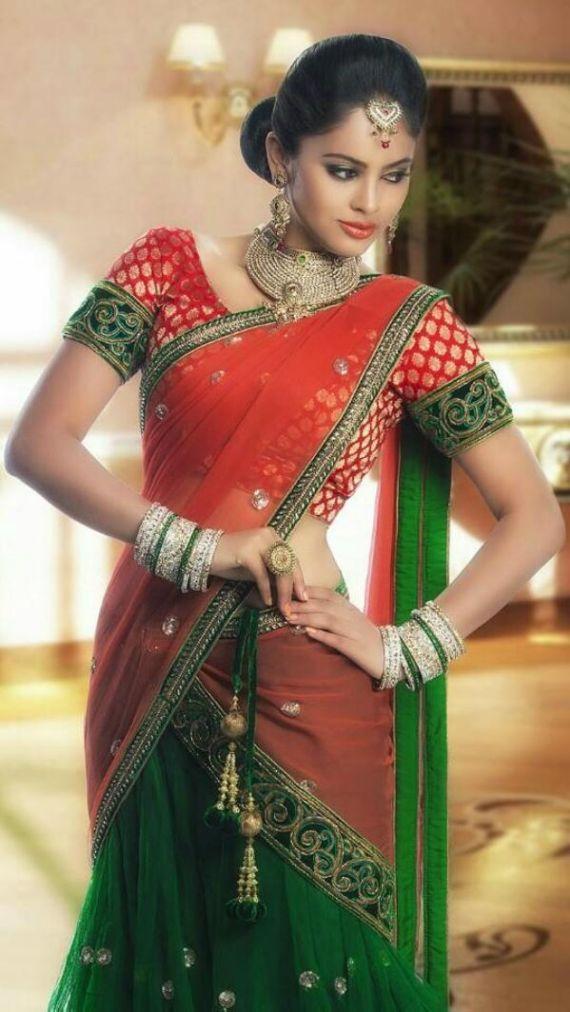 Upcoming Tollywood Actress Nandita