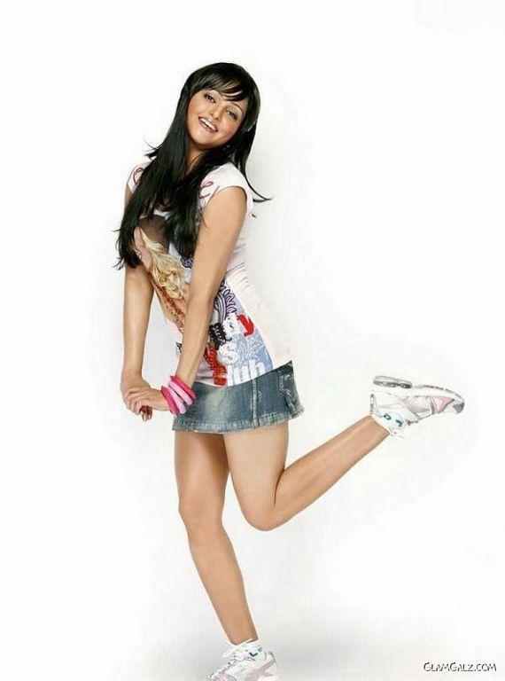 Desi Beauty Sonali Joshi Photoshoot