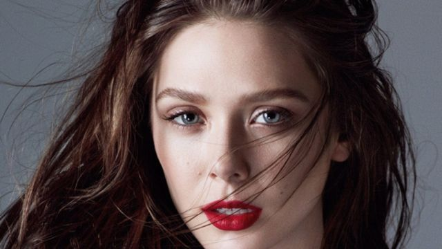 Click to Enlarge - Elizabeth Olsen's Beautiful Wallpapers