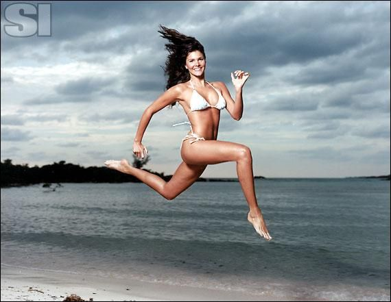 Arab Brazilian Supermodel Daniella Sarahyba