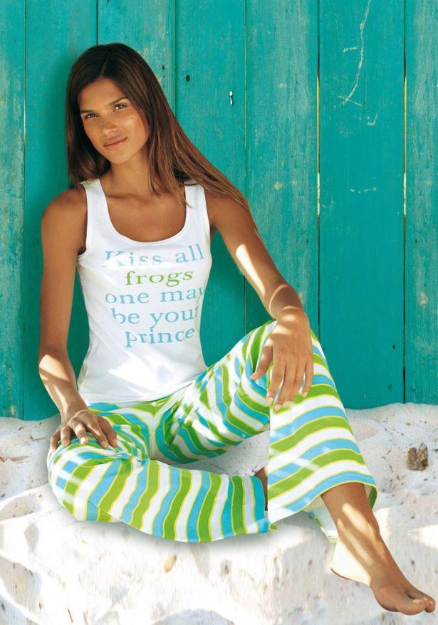 aica Oliveira For Otto Bikini Photoshoot