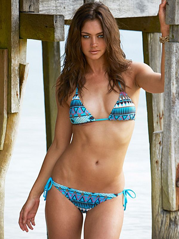 Xenia Deli Shoots For Sports Illustrated South Africa Calendar